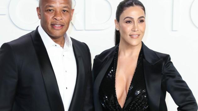 Dr. Dre und Nicole Young (Bild: www.pps.at)