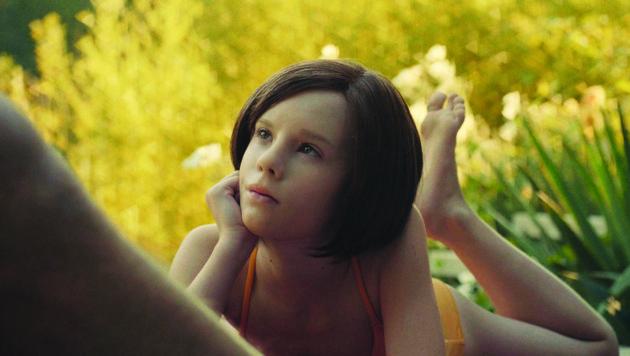 """Ein Filmstill aus dem Gewinnerfilm """"The Trouble with Being Born"""" der steirischen Regisseurin Sandra Wollner. (Bild: Panama Film )"""