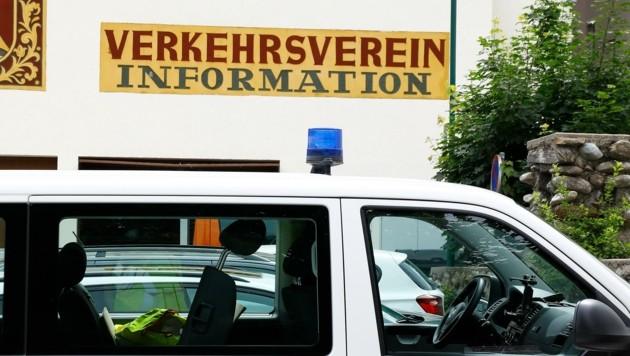 Test im Verkehrsverein (Bild: Gerhard Schiel)