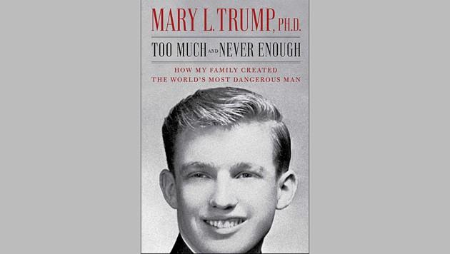 Das Buch von Donald Trumps Nichte Mary Trump (Bild: Simon & Schuster)