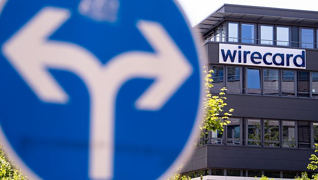 Die Firmenzentrale des Zahlungsdienstleisters in Deutschland
