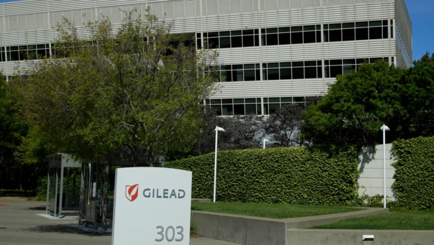 Gilead-Zentrale in Foster City