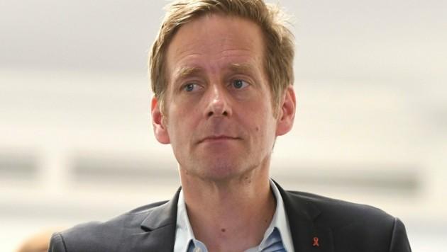 SPÖ- Fraktionsführer Jan Krainer