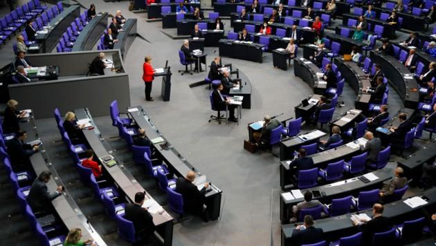 Nach jahrelangen Verhandlungen hat der deutsche Bundestag am Donnerstag die Grundrente beschlossen. Bekommen sollen sie ab 2021 rund 1,3 Mio. Menschen, davon 70 Prozent Frauen. (Bild: AP)