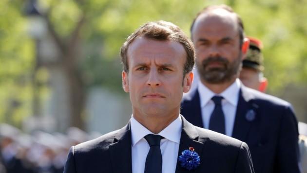 (Bild: AFP/Francois Guillot)