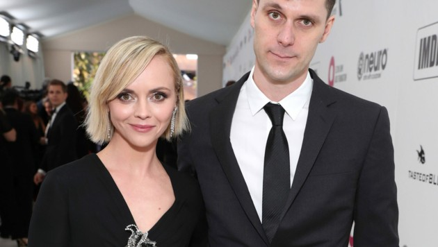Christina Ricci und James Heerdegen (Bild: 2019 Getty Images)