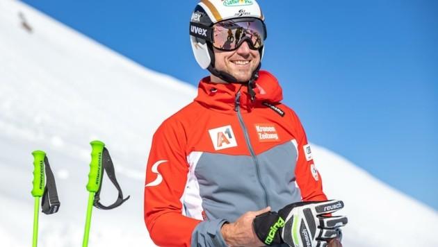 Hat mit 40 noch keine Lust auf die Ski-Pension: Hannes Reichelt. (Bild: EXPA/ Johann Groder)