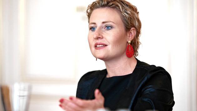 Integrationsministerin Susanne Raab (Bild: Peter Tomschi)