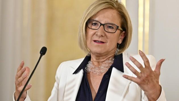 NÖ-Landeshauptfrau Johanna Mikl-Leitner