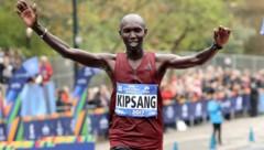 Wilson Kipsang (Bild: APA/AFP/GETTY IMAGES/ELSA)
