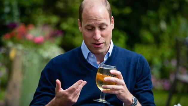 Prinz William (Bild: AP)