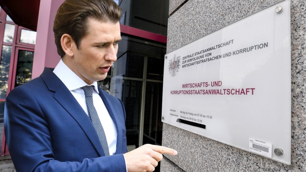 (Bild: APA/Herbert Neubauer, APA/BKA/Arno Melicharek, krone.at-Grafik)