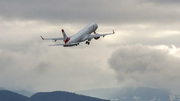 Das AUA-Aus hat ein hartes Nachspiel am Salzburger Flughafen. (Bild: Tschepp Markus)