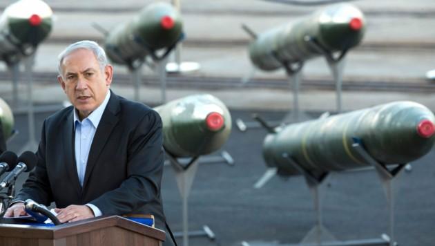 Israels Ministerpräsident Benjamin Netanyahu