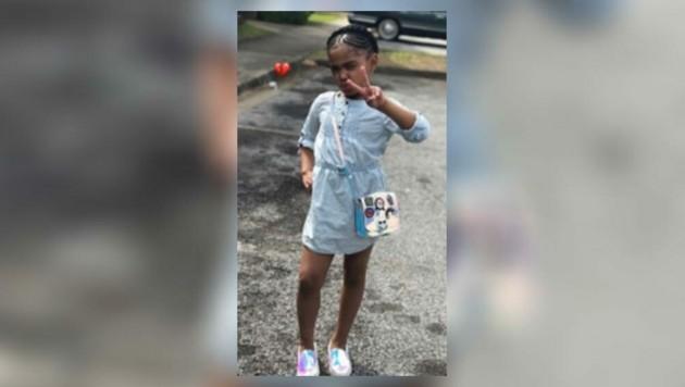 Die achtjährige Secoriea Turner starb bei einer Schießerei in Atlanta.