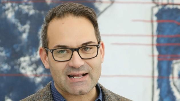 Tirols WK-Präsident Christoph Walser