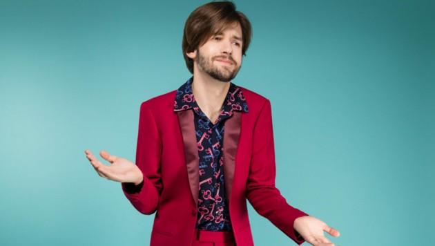 Michael Buchinger: YouTuber, Kolumnist & Kabarettist (Bild: Dominik Pichler)