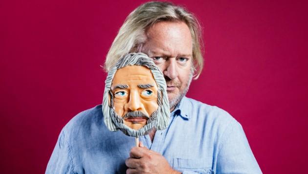 Gregor Seberg: Schauspieler & Kabarettist (Bild: Jan Frankl)