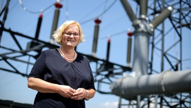 Gerda Weichsler-Hauer, Anti-Atom-Sprecherin der SPOÖ (Bild: SPÖ-Landtagsklub)