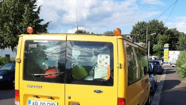 Seit 2019 campieren die Bettler lieber in Autos als in Zelten (Bild: ZVG)