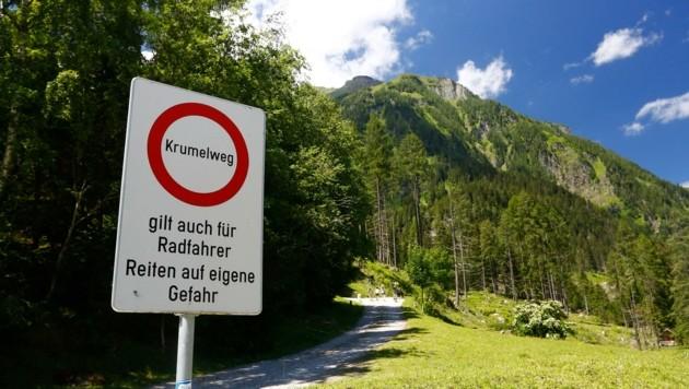 Viele zieht bei Schönwetter in die Berge. Auch im Gebirge gelten Regeln – was so mancher vergisst. (Bild: Gerhard Schiel)