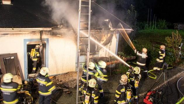 (Bild: Martin Garber/Feuerwehr Wies)