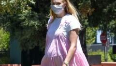 Sophie Turners Babybauch lässt sich nicht mehr verstecken! (Bild: www.PPS.at)