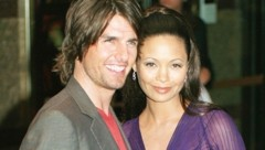 Tom Cruise und Thandie Newton (Bild: www.pps.at)