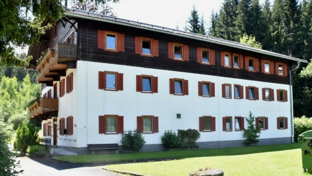 Das Erholungsheim für Innsbrucker Senioren steht leer (Bild: Team Gerechtes Innsbruck)