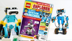 (Bild: The LEGO Group/Egmont Ehapa, stock.adobe.com, krone.at-Grafik)