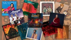(Bild: telamo, ninja tune, ohboy records, blue note, hitco, metal blade, relapse, thirty tigers, chugg music, ato, memphis, caroline, krone.at-Grafik)