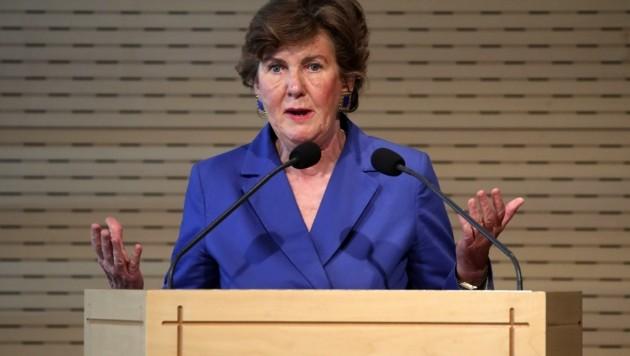 """Festspielpräsidentin Helga Rabl-Stadler zitierte Hugo von Hofmannsthal: """"Wo der Wille erwacht, dort ist schon fast etwas erreicht."""""""