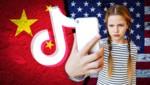 Die US-Regierung befürchtet, dass Nutzerdaten an Regierung in Peking weitergegeben werden. (Bild: stock.adobe.com, krone.at-Grafik)