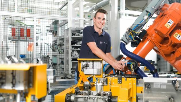 Mehr als 1,2 Millionen Motoren waren im Vorjahr am Standort hergestellt worden. (Bild: BMW Group Werk Steyr)