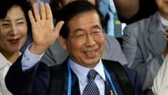 Bürgermeister Park Won Soon (Bild: AP)