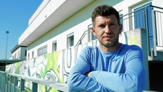 Sportchef Andreas Schicker stellt Sturm neu auf. (Bild: Pail Sepp)