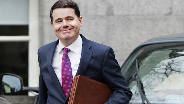 Der irische Finanzminister Paschal Donohoe setzte sich gegen zwei Mitbewerber durch.