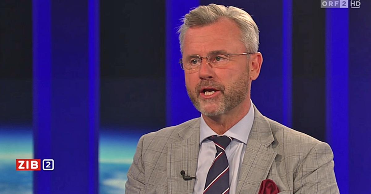 Wirbel Um FP U00d6 General Hofer Verteidigt Umstrittenen