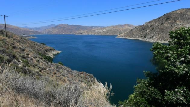Naya Rivera wurde nach einem Bootsausflug am kalifornischen Lake Piru vermisst. (Bild: AFP)