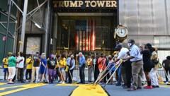 (Bild: APA/AFP/Angela Weiss)