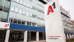 Die A1-Firmenzentrale in Wien (Bild: A1)