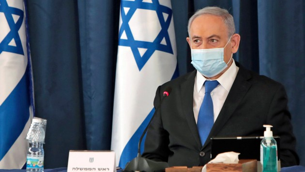 Premierminister Benjamin Netanyahu (Bild: Associated Press)