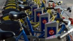 Viele Wiener, aber auch Touristen schätzen das Citybike-System zur Fortbewegung in der Stadt. (Bild: BARBARA GINDL/APA)