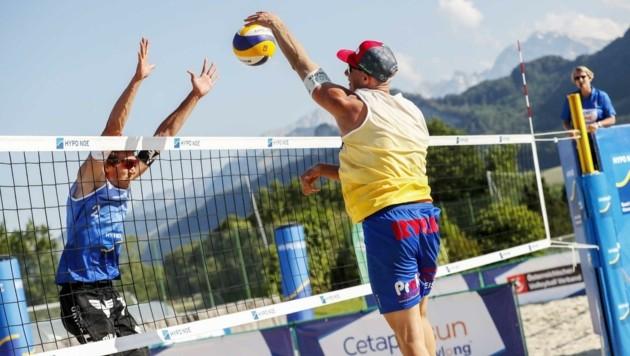Julian Hörl (li.) wird auch beim Finalturnier auf der Donauinsel die Mauer machen (Bild: GEPA pictures/ Jasmin Walter)