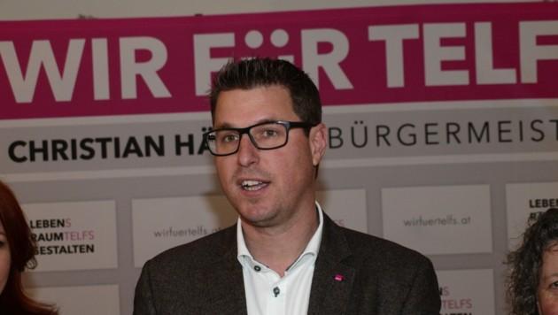 Für BM Christian Härting ist die illegale Beschäftigung belegt. (Bild: Hubert Daum)
