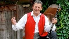 """TV-Moderator Franz Posch (""""Mei liabste Weis"""") hatte einen Radunfall. (Bild: ORF)"""