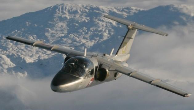 Fliegen in den Alpen - eine ganz eigene Anforderung (Bild: Georg Mader)