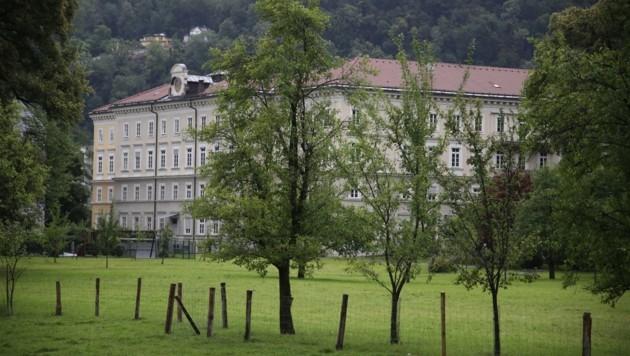 St. Josef befindet sich in der Hellbrunnerstraße in Nonntal. Hier soll ein Hotel entstehen. (Bild: Tröster Andreas)