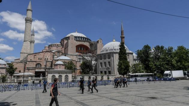 Die Hagia Sophia (Bild: AFP)