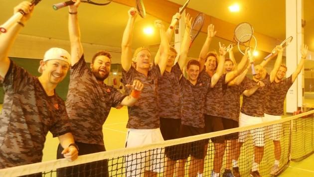 Anif steht eine Runde vor Schluss bereits als Landesliga-Meister fest